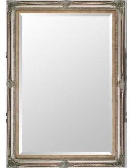 barok spiegel met smalle lijst