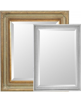 Mod le de miroir carr rectangle for Miroir carre