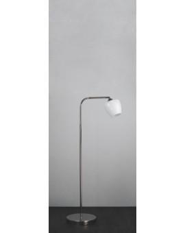 Staande Lamp mat nikkel