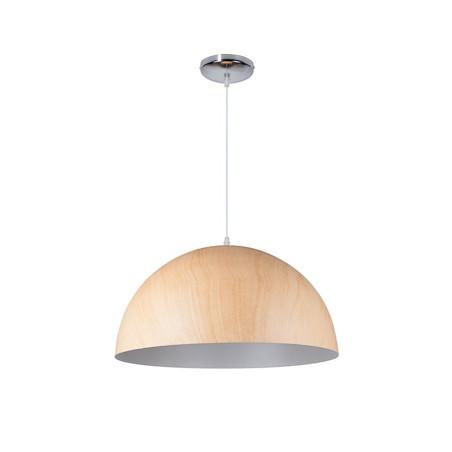 hanglamp Cupula wood