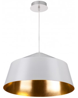 Pendant lamp Paster black gold
