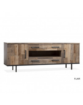 Sideboard Flair 2 deurs/2 drawer wide