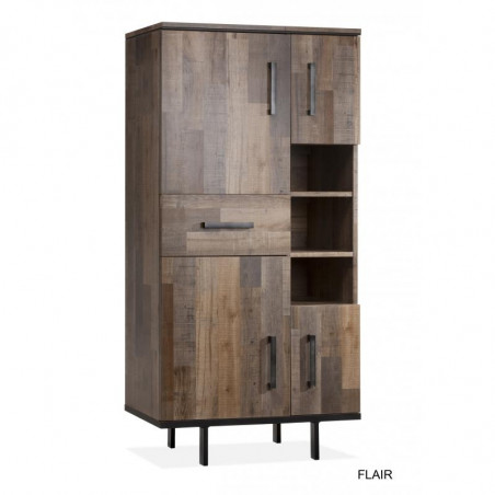 Sideboard Flair 2 deurs/2 drawer