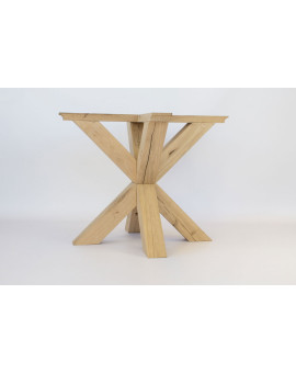 oak table veet for round table