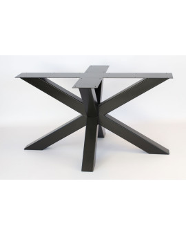 Metal table leg 3D square