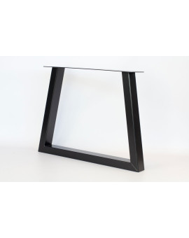 Metal tableframe Trapeze set of 2
