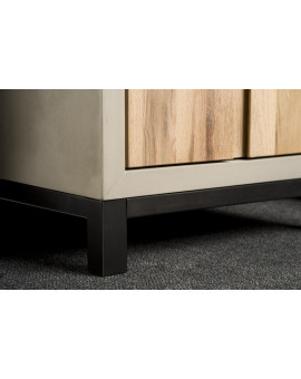tv meubel concrete