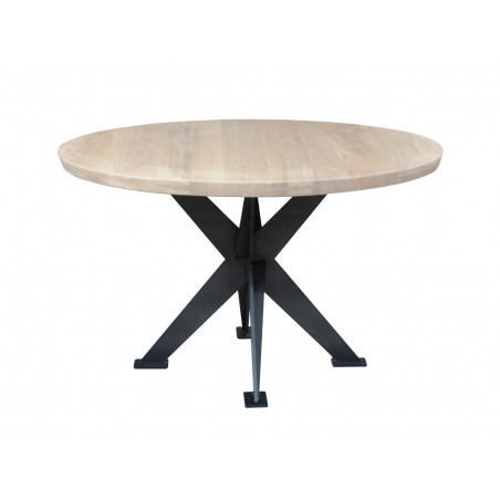 round oak table Owen