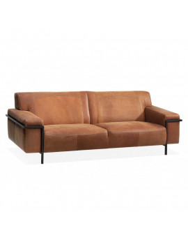 Kenzo bonanza couch leather