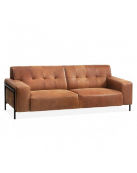 Tyson bonanza couch leather